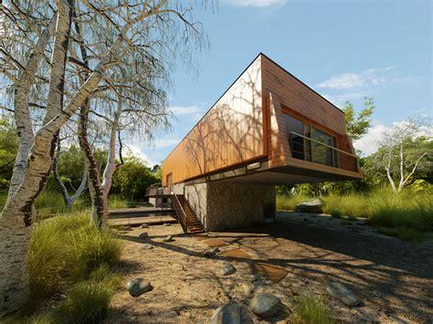 concept design bush house matthew fonda