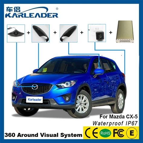 mazda online payment bird view 360 degree car camera system for mazda cx5