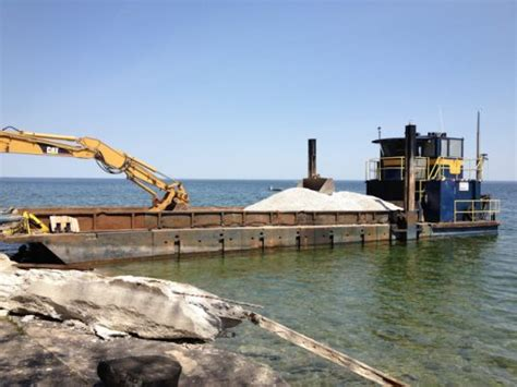 boat salvage orillia headstart construction orillia barrie simcoe muskoka