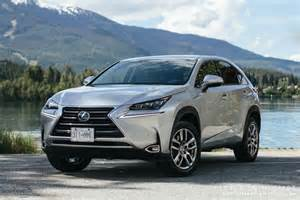 introducing the 2015 lexus nx in ontario at lexus