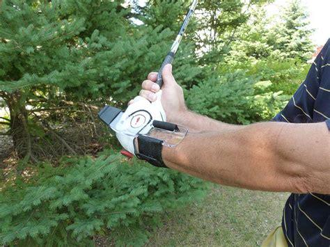 flat wrist golf swing golfstr