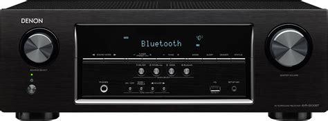 denon avr sbt  ch   watts bluetooth av receiver