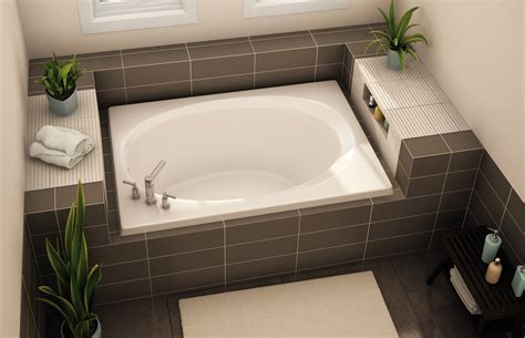 bathtubs drop in ov drop in bathtub aker by maax