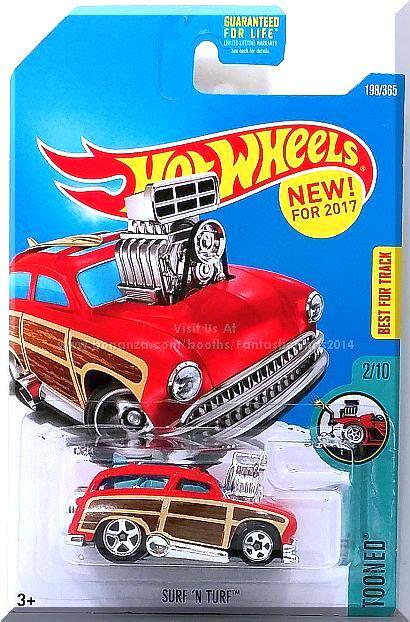 Hotwheels Surf N Turf wheels surf n turf tooned 2 10 198 365 2017