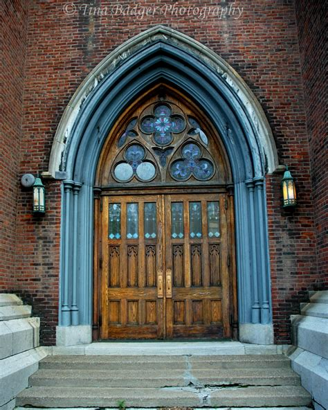 Church Exterior Doors Syracuse Ny St The Evangelist Catholic Church T Badger Photography