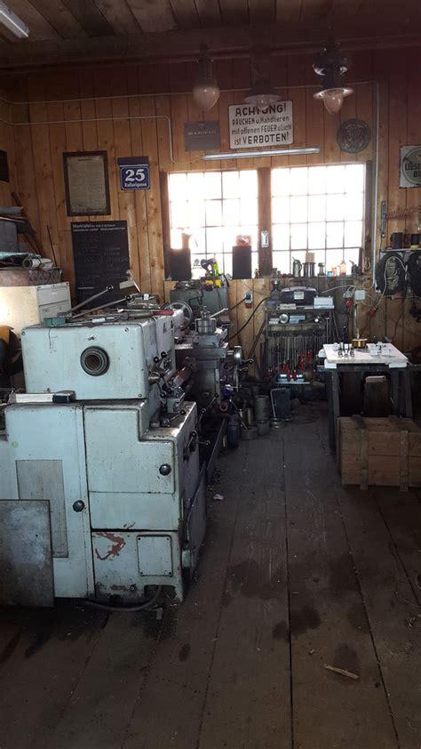 die werkstatt die werkstatt dfmaschine restauration