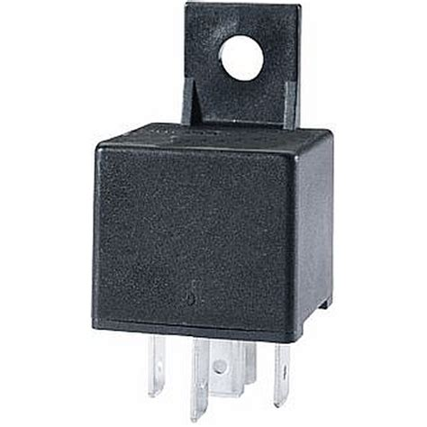 12v diode 20a hella hl33208 mini relay 24v 10 20a spdt with diode and bracket rally lights