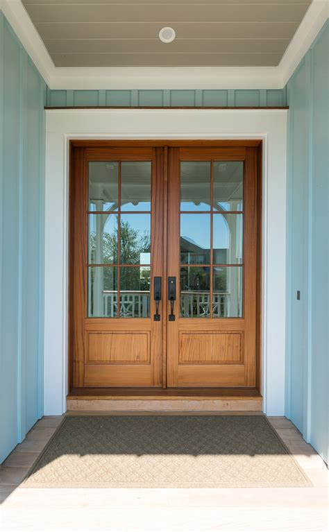 House Doors Exterior New House With Coastal Interiors Home Bunch Interior Design Ideas