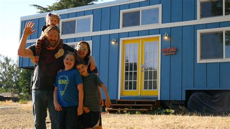 tiny house with kids tiny house family living with 3 kids in 365 square feet