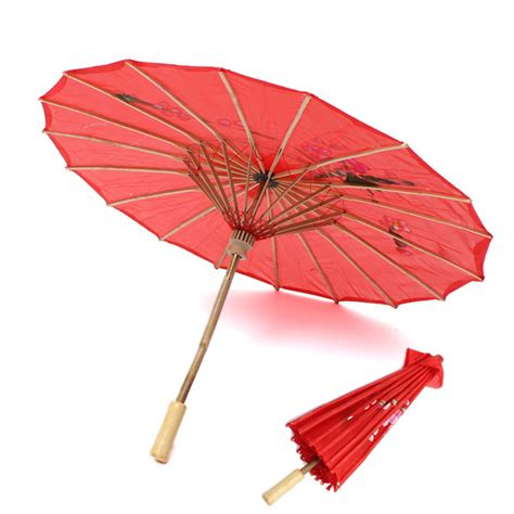 Paper Umbrella - 80cm folk umbrella traditional handmade