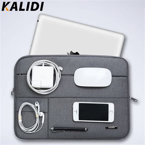 ᐂkalidi laptop sleeve bag waterproof notebook notebook bags for for macbook air 11 13