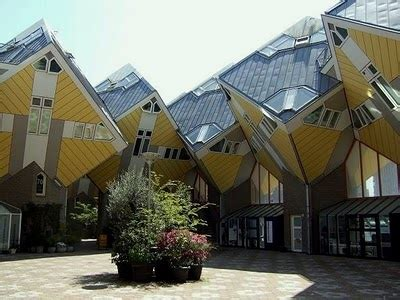 ideas  decor cubic houses rotterdam netherlands