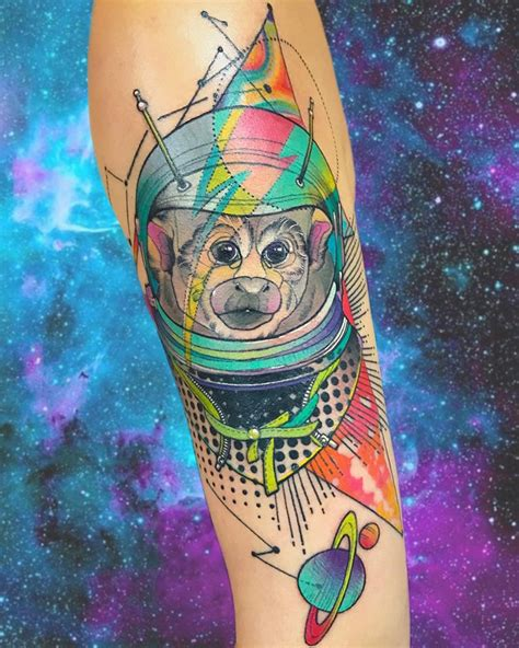 glow in the dark tattoo vancouver artist s psychedelic animal tattoos pop from the skin with