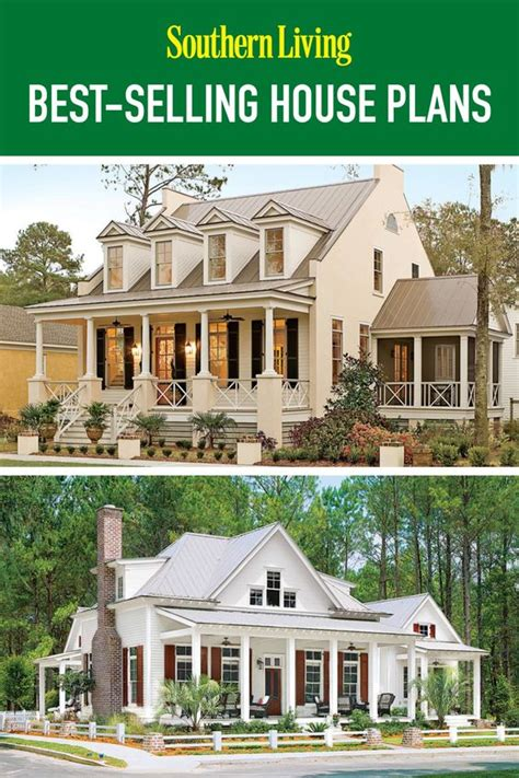 southern living house plans 2008 top 12 best selling house plans southern living house