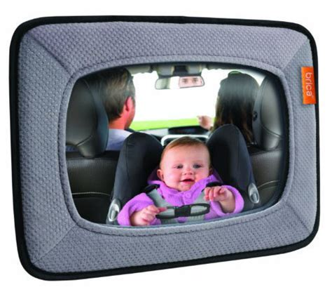 brica car seat mirror with remote brica baby in sight mirror easily checkout your baby at
