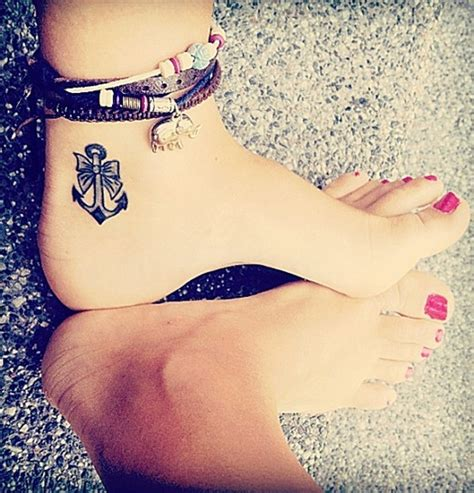 ankle tattoo design ideas