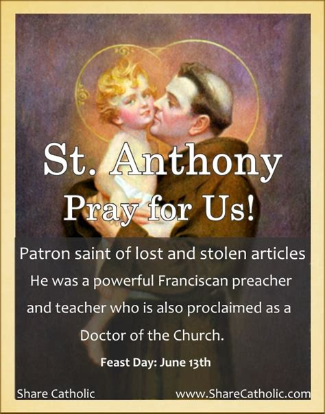 Charming St Francis Catholic Church #6: June13-st-anthony-padua.jpg