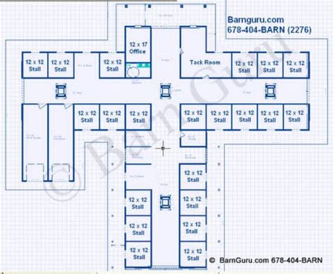 barn layout plans barn stall plans on pinterest stalls horse barns and