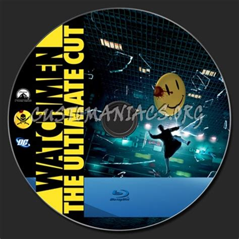 Watchmen The Ultimate Cut Dvd watchmen the ultimate cut label dvd covers labels by customaniacs id 78057 free