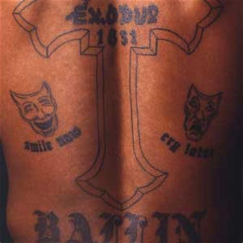 2pac cross tattoo exodus tupac shakur e o significado de suas tatoos cbmn
