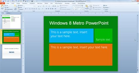 powerpoint themes free download for windows 8 7 best resources for creating windows 8 metro ui like layouts