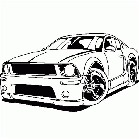 coloring pages of mustang cars a coloring ford mustang free cars and vehicles coloring