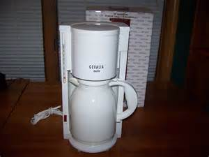 Wedding Shoes Nz 8 Cup Gevalia Thermal Carafe Automatic Coffee Maker Model Ka 865mw White In Box Coffee Makers