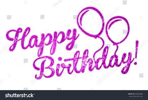 write happy birthday in design happy birthday writing rubber st imprint stock