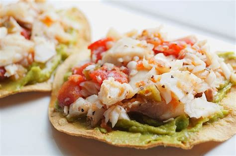 21 day fix healthy grilled fish tostadas