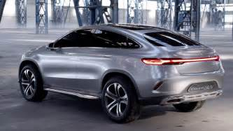 What Is The Newest Mercedes New Mercedes Concept Coup 233 Suv