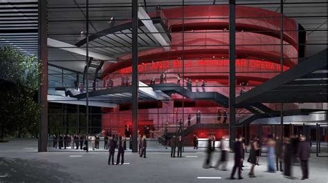 winspear opera house arts building dallas  architect