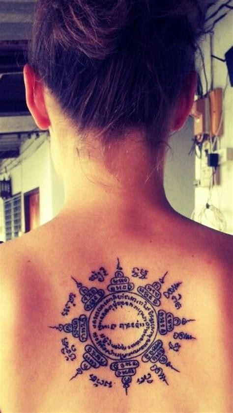 40 rare sak yant tattoos by thai monks no ordinary ink 40 rare sak yant tattoos by thai monks no ordinary ink