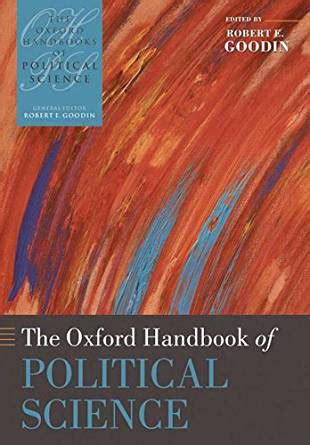 the oxford handbook of financial regulation oxford handbooks in books the oxford handbook of political science oxford handbooks