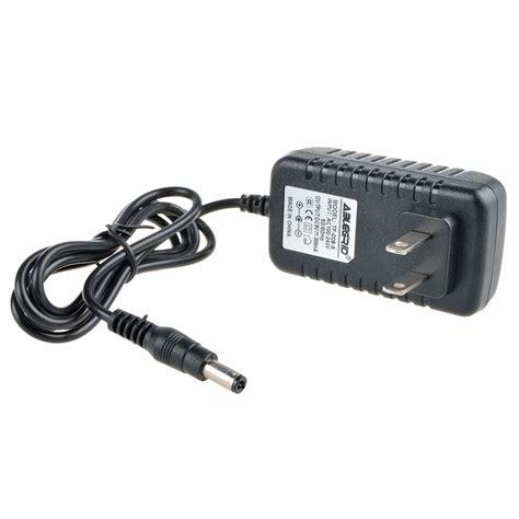 Adaptor 9 Volt 9 volt dc power supply ac wall adapter 5 5 2 5mm 9v 9vdc 300ma center negative ebay