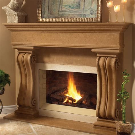 Cast Fireplace by Cast Fireplace Home With Cast