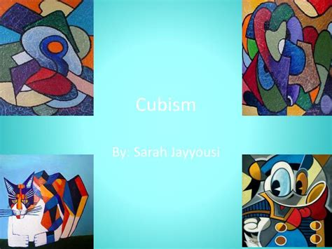 when did cubism begin ppt cubism powerpoint presentation id 3027109
