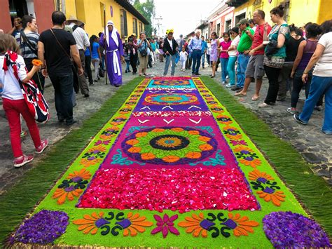 alfombras guatemala semana santa labor of love alfombras of semana santa in antigua
