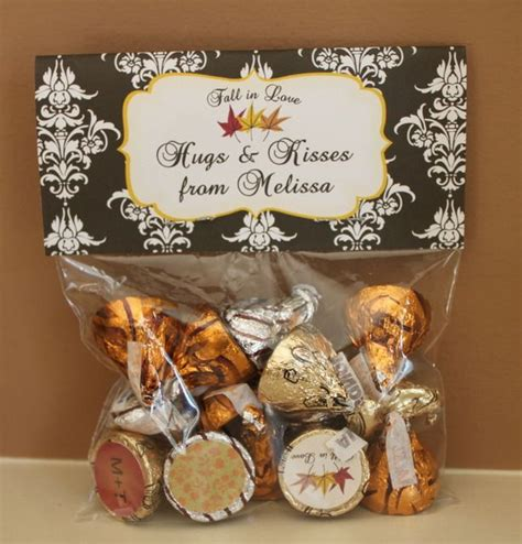 Cheap Gifts For Bridal Shower by Fall In Bridal Wedding Shower Ideas