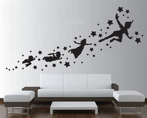 removable wall stickers uk pan wall decal removable vinyl sticker mural children