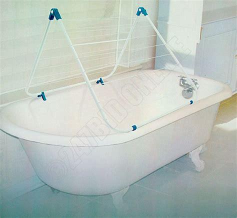 bathtub clothes drying rack 16 rail over bath tub clothes horse drying rack folding