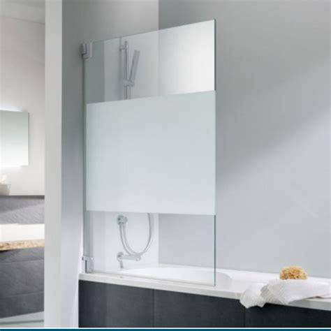 Faltwand Für Badewanne by Duschabtrennung Badewanne Glas Hagebau Die Neueste