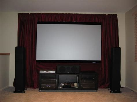 home theater screens 187 design and ideas