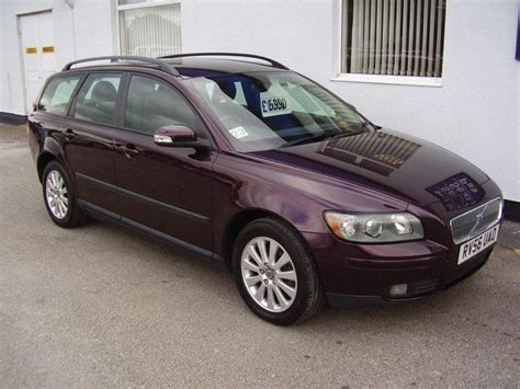 electric power steering 2006 volvo v50 auto manual used volvo v50 2006 petrol 1 8 s 5dr estate burgundy manual for sale in wirral uk autopazar