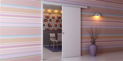 porte scorrevoli interno muro prezzi kit scorrimento porte esterno muro eclisse