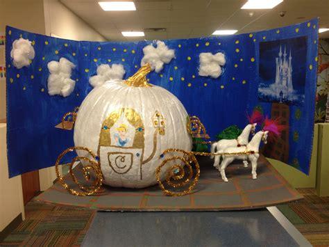 contest ideas cinderella s carriage for pumpkin decorating contest