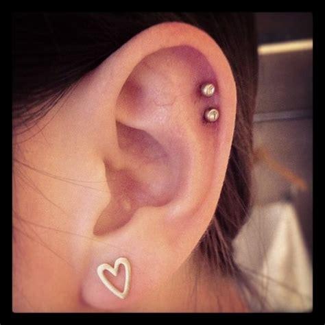 ear piercing top 10 most popular types of ear piercing