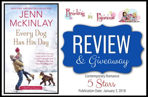 every has his day a bluff point books review giveaway every has his day by jenn mckinlay