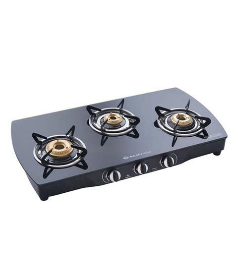 3 Burner Cooktop Bajaj 3 Burner Cgx 9 Glass Gas Cooktop Cgx 9 Cgx9