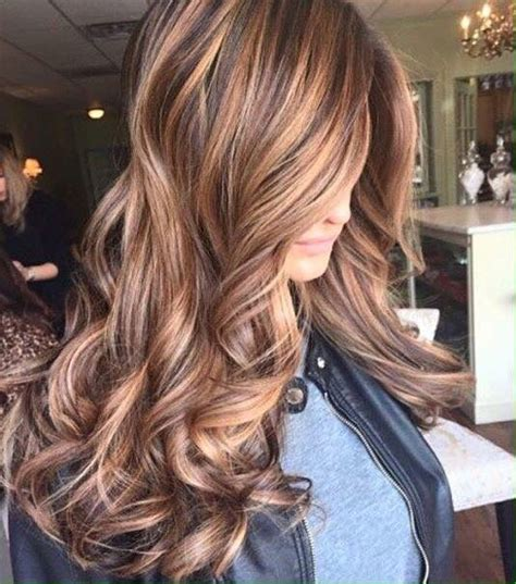 caramel hair color with highlights brown hair with caramel highlights hair