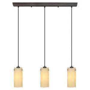 Home Depot Kitchen Island Lighting Eglo Severo 3 Light Antique Brown Hanging Island Light 20958a The Home Depot